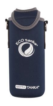 Eco Tanka Kooler 0,6 l Mini Tanka in Dunkelblau