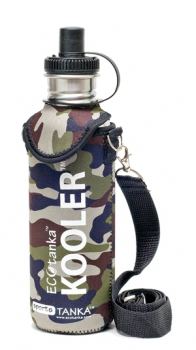 Eco Tanka Kooler 0,6 l Mini Tanka in Camouflage